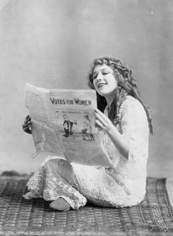Mary Pickford circa 1910