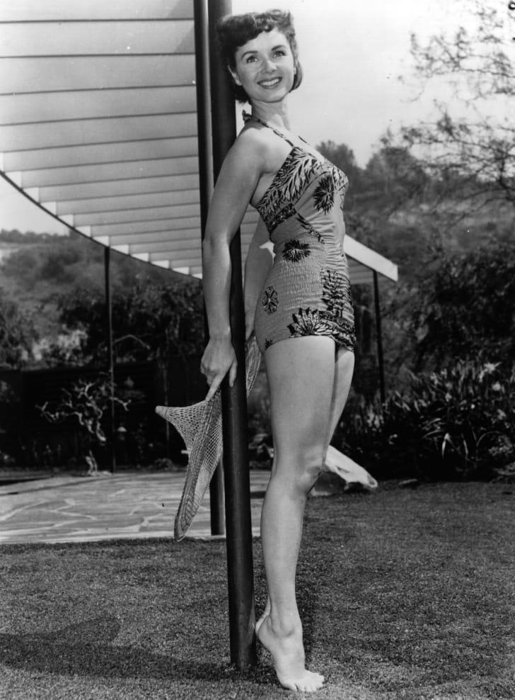 Debbie Reynolds circa 1955