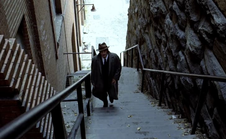 Lee J. Cobb in 'The Exorcist' (1973)