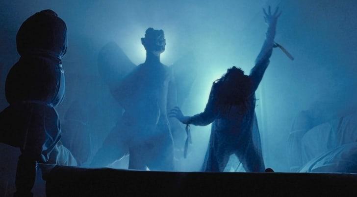Linda Blair in 'The Exorcist' (1973)