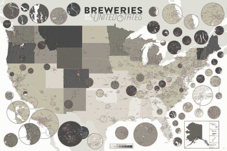 The brewery chart