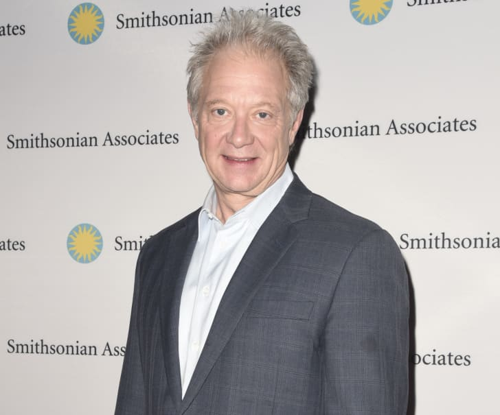 Jeff Perry pose on the red carpet during the 'Scandal-ous!' event hosted by the Smithsonian Associates with Shonda Rhimes and the cast of ABC's Scandals at the University of District of Columbia Theater of the Arts in 2016