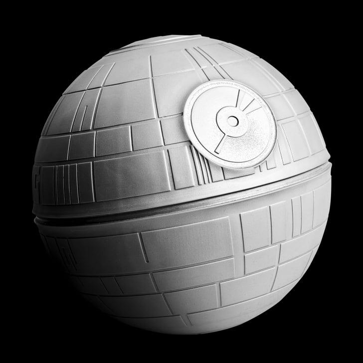 A Death Star slam ball