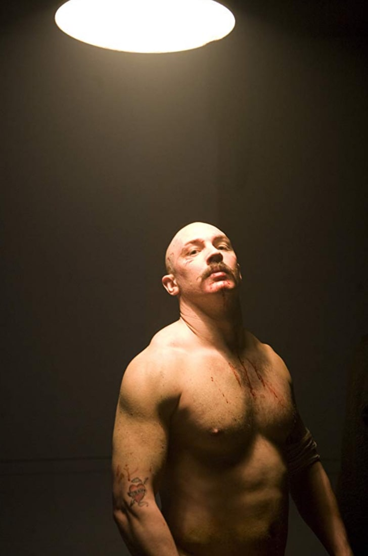 Tom Hardy in 'Bronson' (2008)