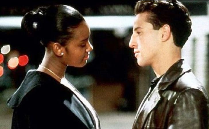 Lillo Brancato and Taral Hicks in 'A Bronx Tale' (1993)