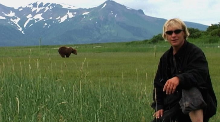 Timothy Treadwell in 'Grizzly Man' (2005)