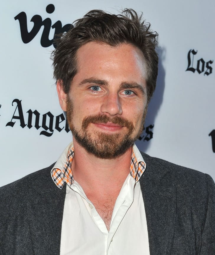 Actor Rider Strong arrives at the premiere of 'Some Girl(s)' at Laemmle NoHo 7 on June 26, 2013 in North Hollywood, California