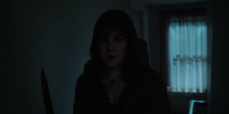 Melanie Kynskey appears as Molly Strand in a screen capture from 'Castle Rock'