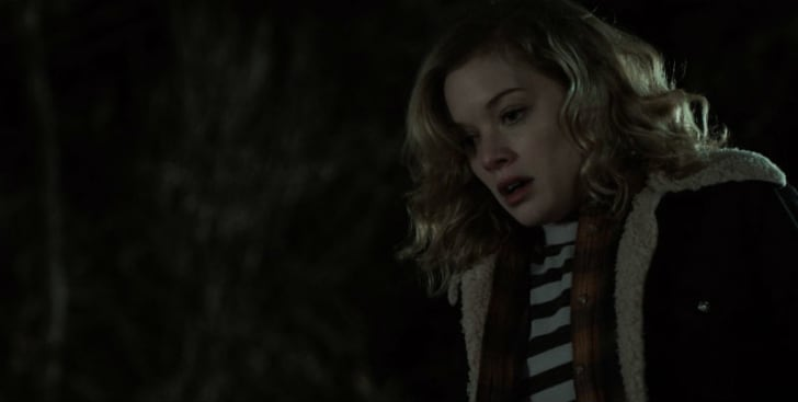 Jane Levy appears as Jackie Torrance in a screen capture from 'Castle Rock'
