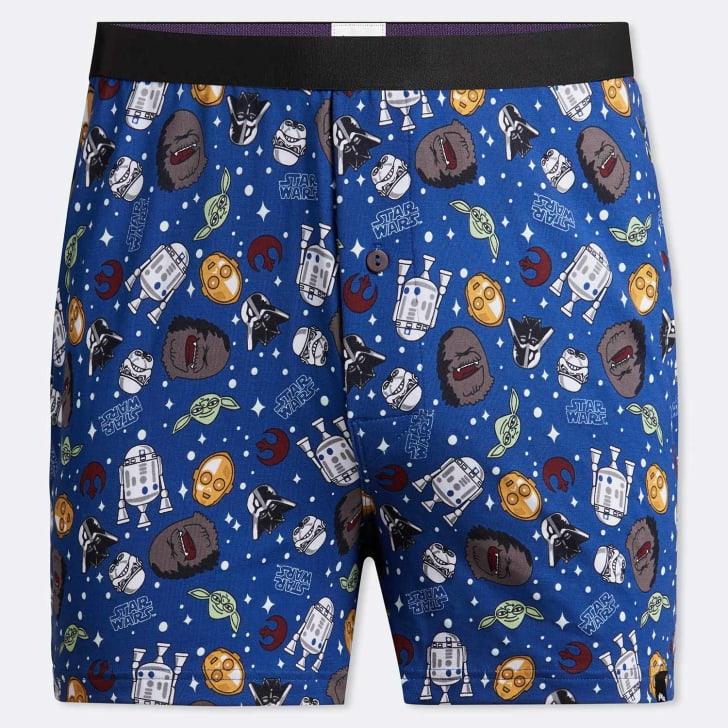 Star Wars boxers for men