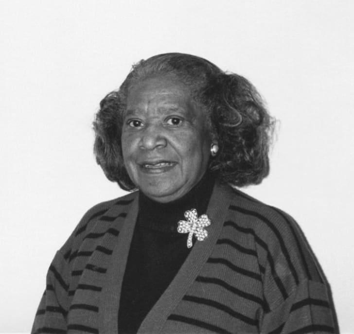 Photograph of Mary Winston Jackson