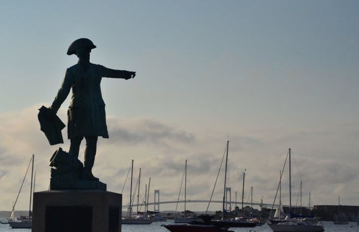 Rhode Island Revolution Memorial