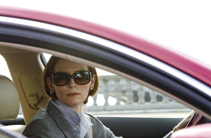 Tilda Swinton in 'Burn After Reading' (2008)