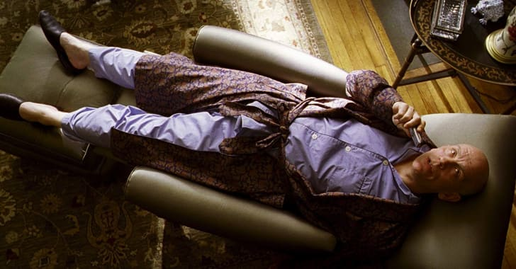 John Malkovich in 'Burn After Reading' (2008)