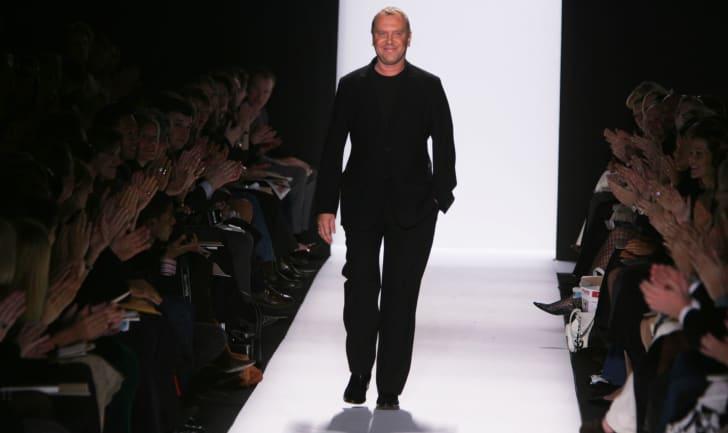 Designer Michael Kors.