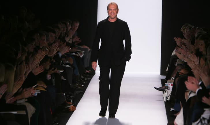96f56af2ba5df FASHION WEEK'S BREAKING POINT CAN BE PEGGED TO A NOTORIOUS MICHAEL KORS  SHOW IN THE EARLY 1990S. Designer ...