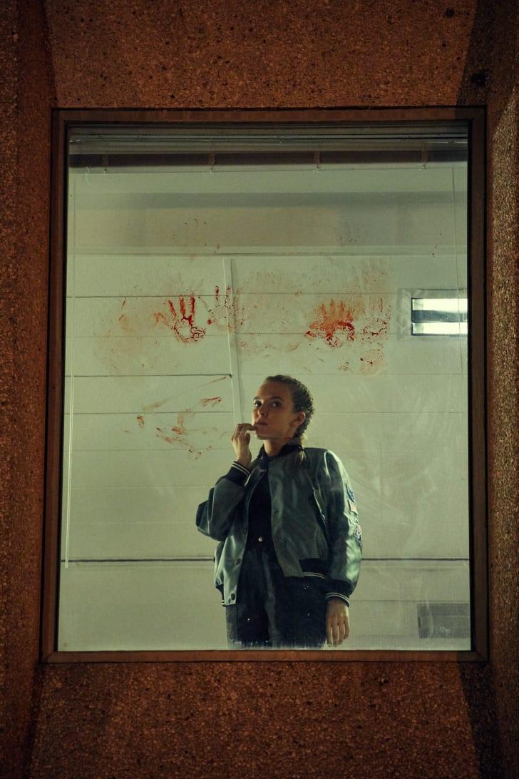 Jodie Comer in 'Killing Eve'