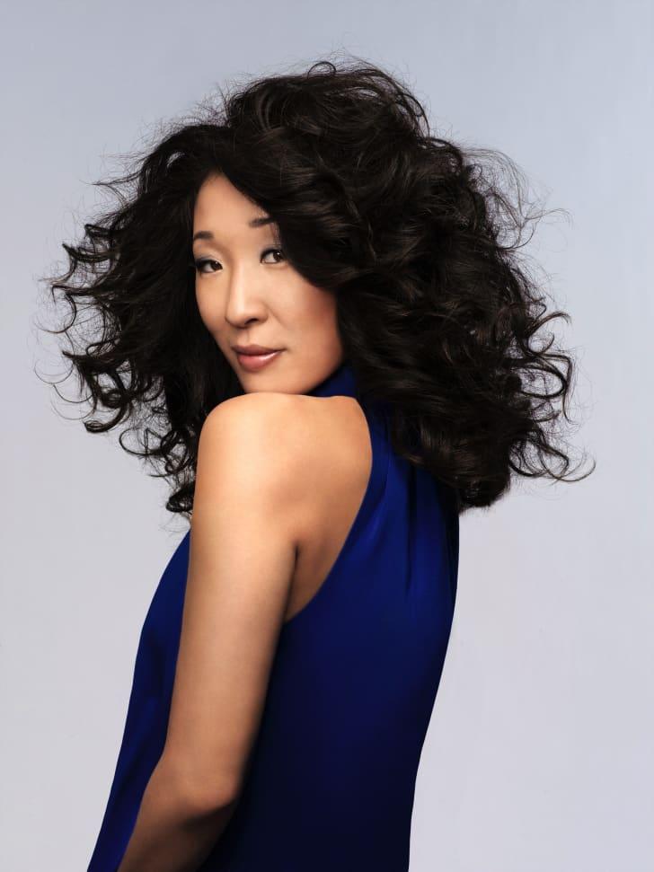 'Killing Eve' star Sandra Oh