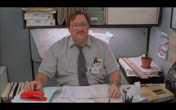 17 Things to Look for the Next Time You Watch Office Space | Mental Floss
