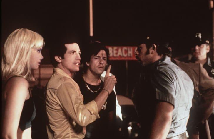 John Leguizamo appears in a publicity shot for 'Summer of Sam'