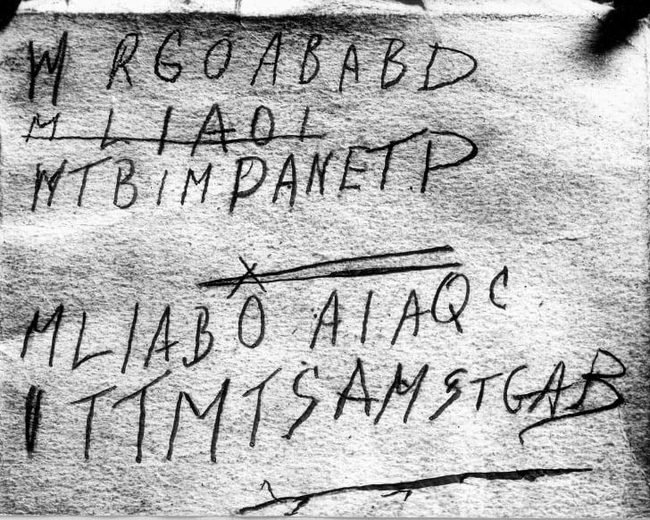The Somerton Man cipher