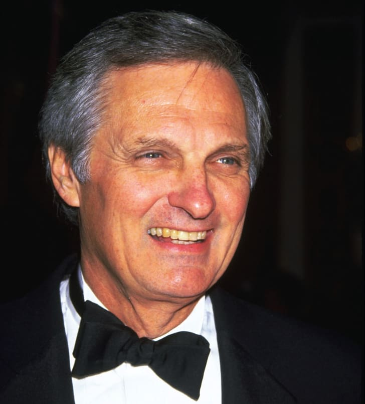 Actor Alan Alda circa 1999