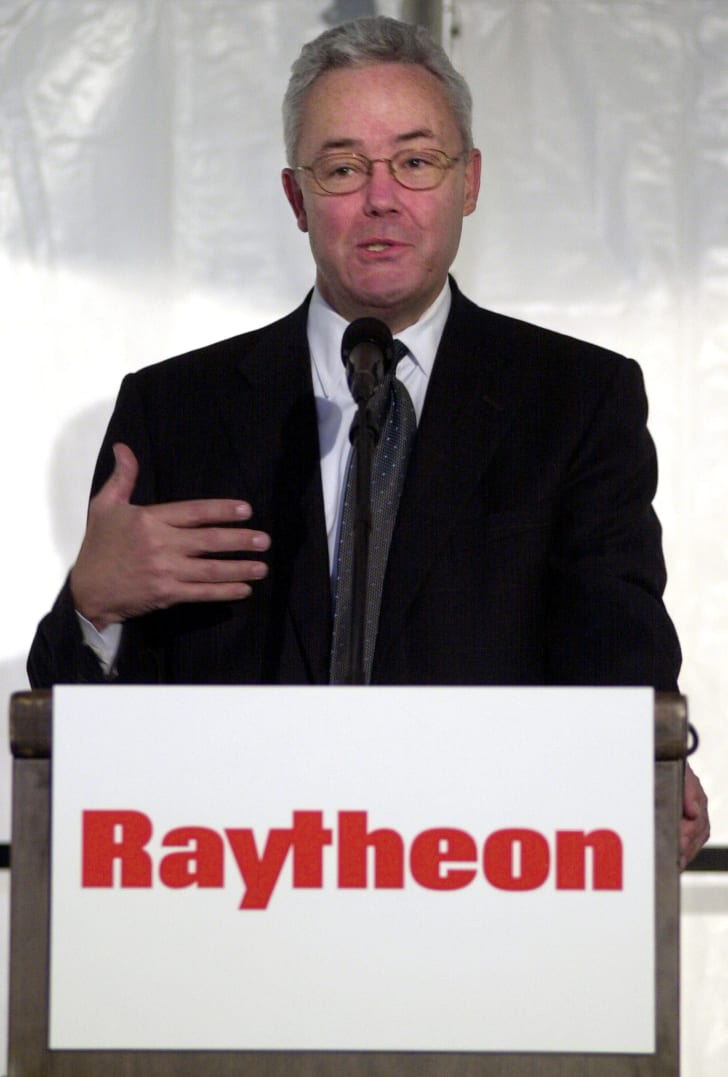 Raytheon CEO