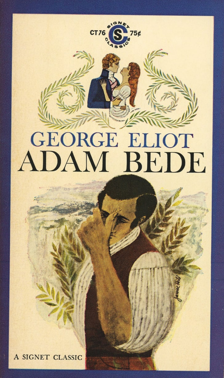 Adam Bede cover by James Hill