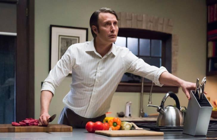 Mads Mikkelsen in 'Hannibal'