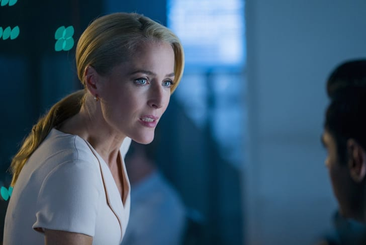 Gillian Anderson in 'The Spy Who Dumped Me' (2018)