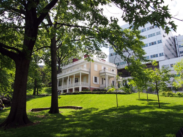 Hamilton Grange, New York City