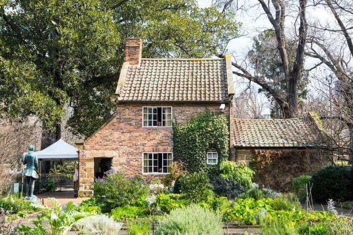 Cook's Cottage, Melbourne, Australia