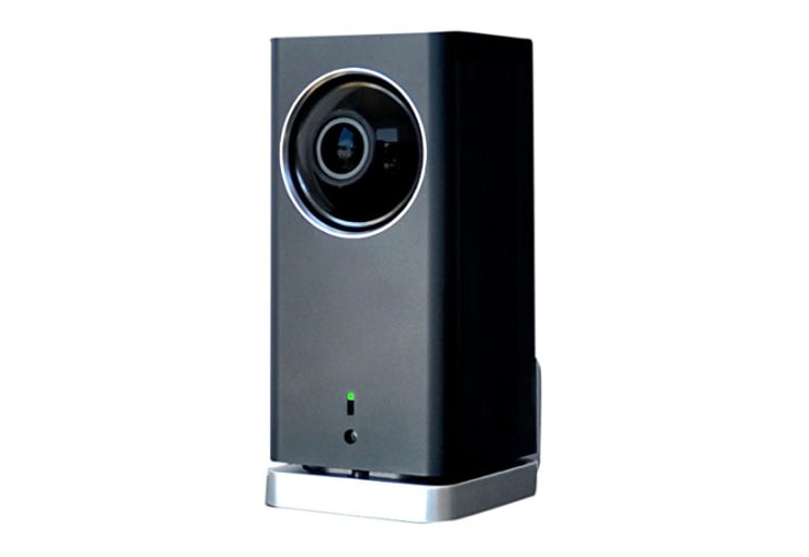 iCamera KEEP home security system