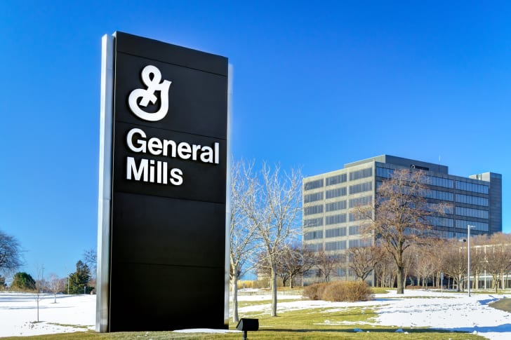 image of General Mills factory