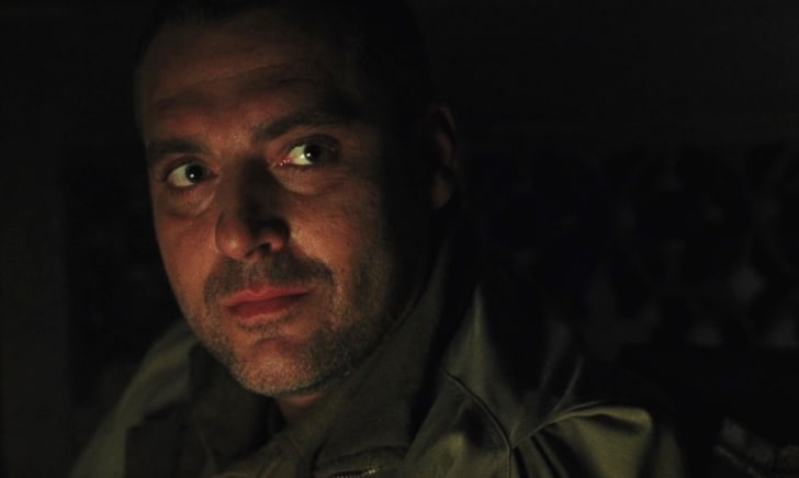Tom Sizemore in Saving Private Ryan (1998)