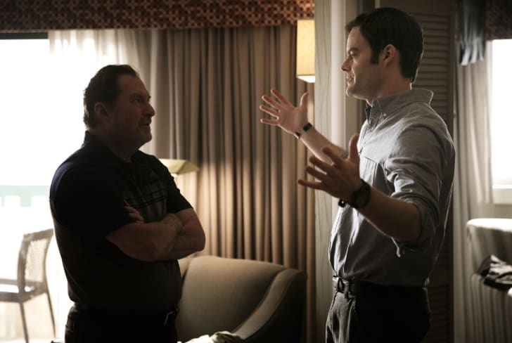 Stephen Root and Bill Hader star in 'Barry'