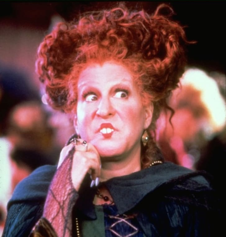 Bette Midler in 'Hocus Pocus' (1993)