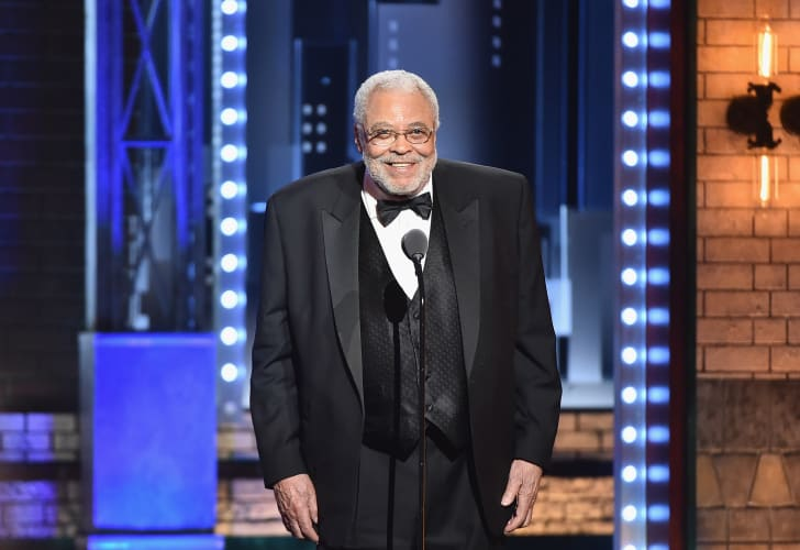 James Earl Jones accepts the Special Tony Award for Lifetime Achievement in the Theatre onstage during the 2017 Tony Awards at Radio City Music Hall on June 11, 2017 in New York City