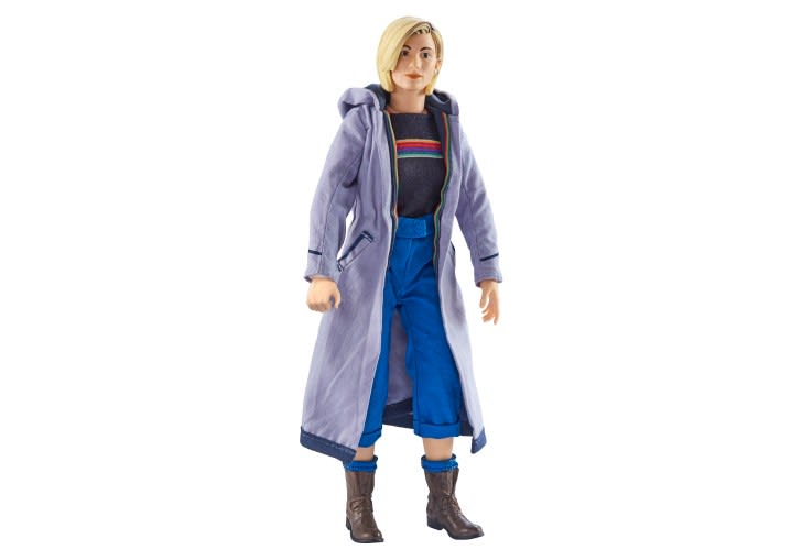 Thirteenth Doctor 'Doctor Who' merchandise will debut at San Diego Comic-Con