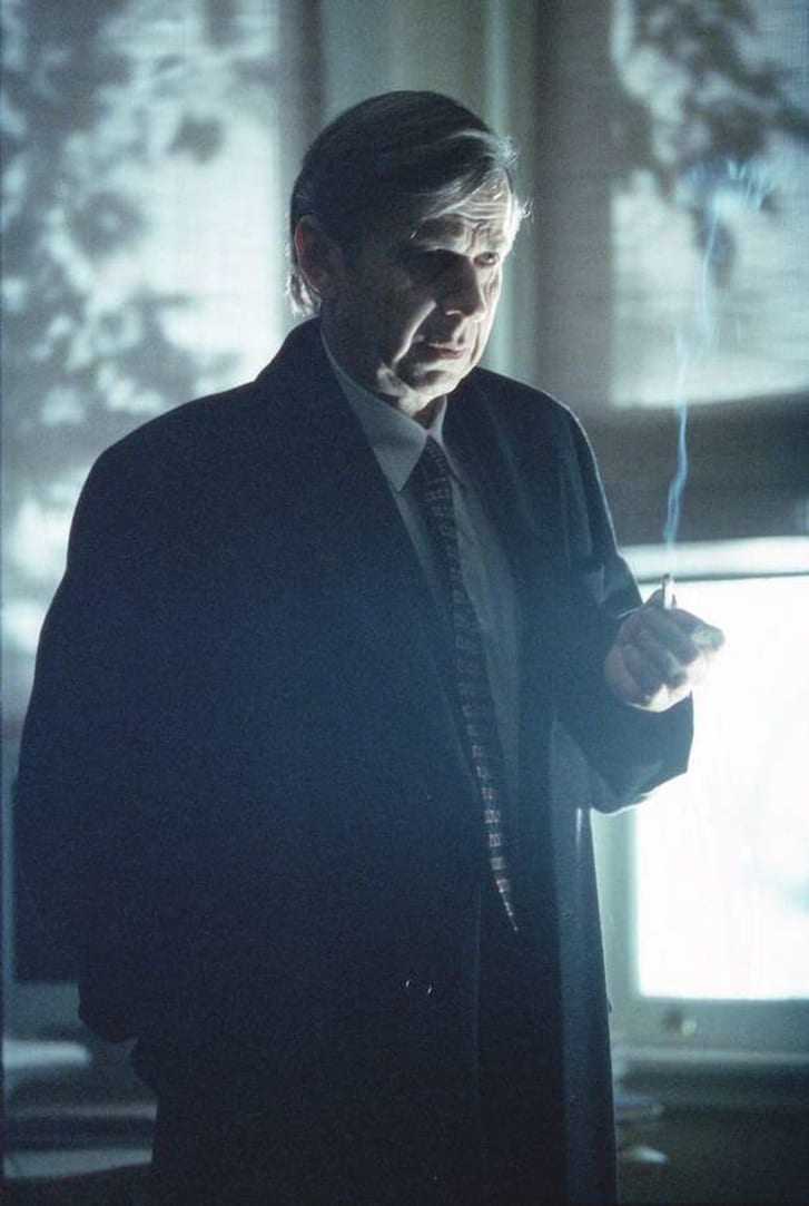 The Smoking Man from 'The X-Files'