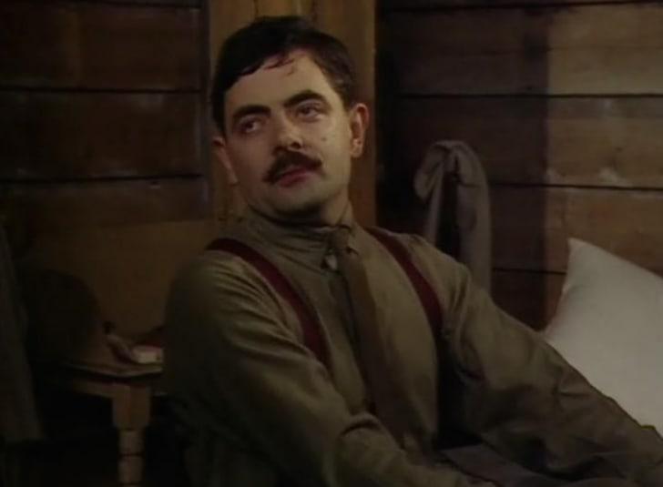 Rowan Atkinson in 'Blackadder Goes Forth'