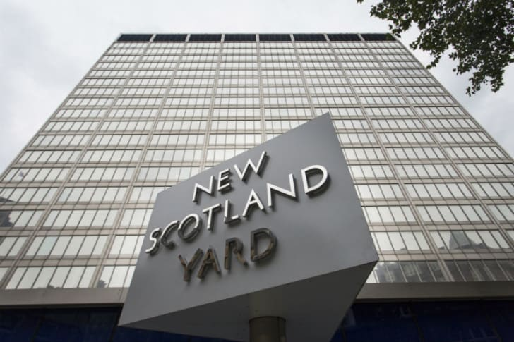 The former New Scotland Yard building at 10 Broadway
