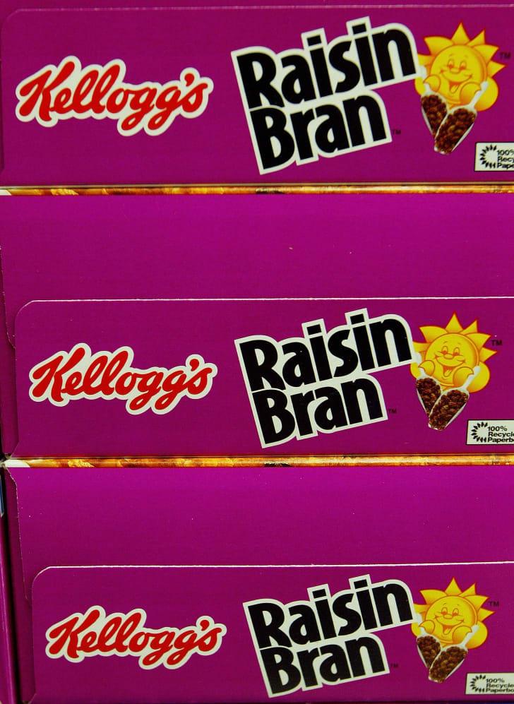 Kellogg's brand cereal