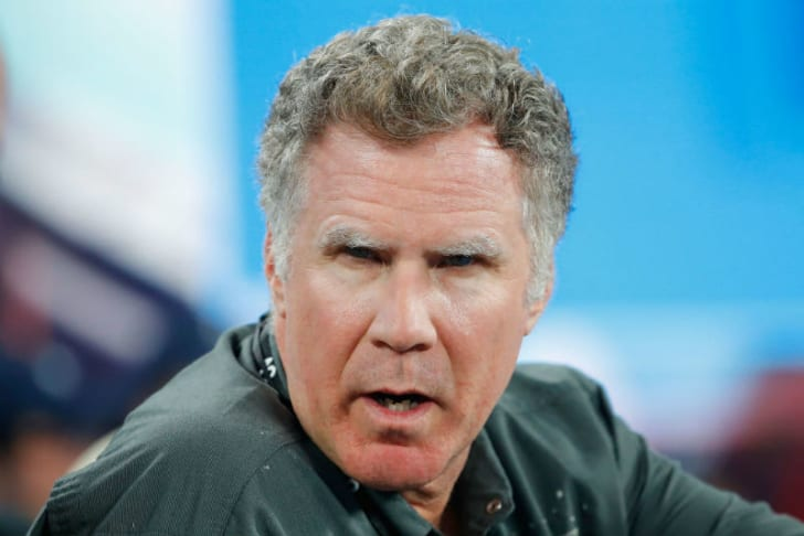Actor Will Ferrell is photographed at a public appearance