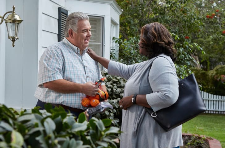 Jim O'Heir and Retta in 'Parks and Recreation'