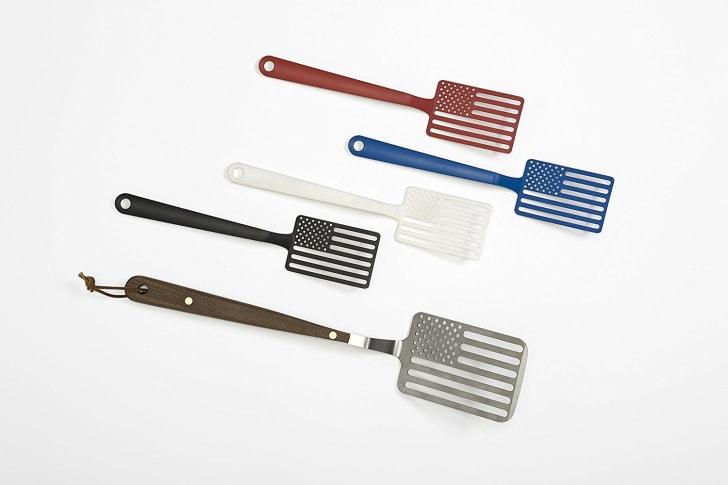 American flag spatula