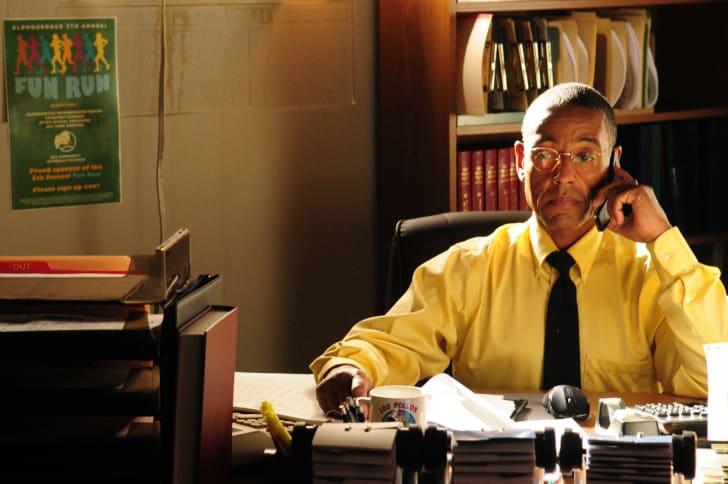 Giancarlo Esposito as Gus Fring in 'Breaking Bad'