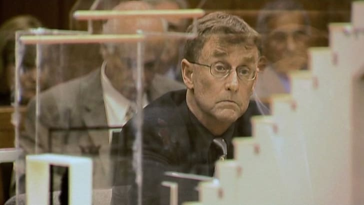 Michael Peterson in 'The Staircase' (2018)