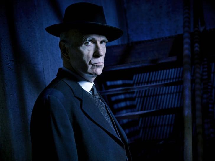 Tom Noonan as The Pallid Man in '12 Monkeys.'