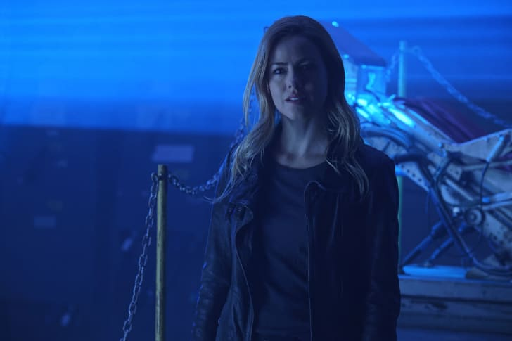 Amanda Schull as Cassandra Railly in '12 Monkeys.'